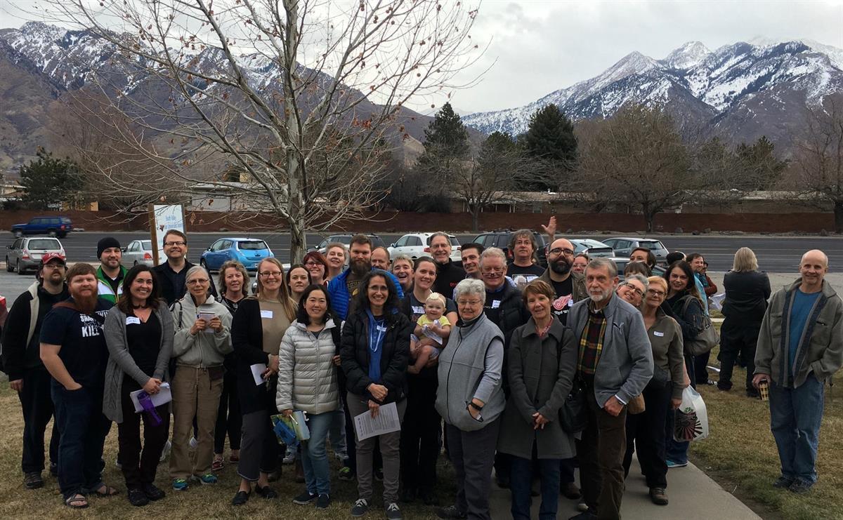 Photo Credit: Christy Montrone-Burns, CD 4 Utah Indivisible
