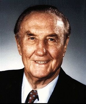 Ex-Democratic Senator Strom Thurmond jumped ship in 1964 in opposition to the Civil Rights Act