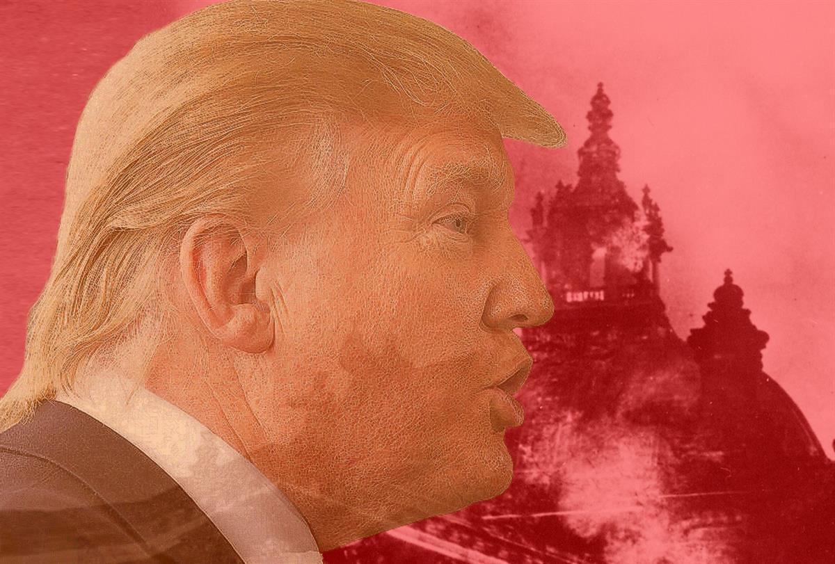 President Donald Trump (Rantt Illustration)