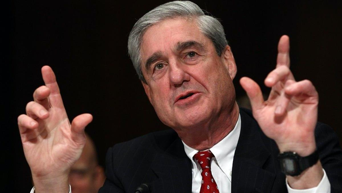 Former FBI Director and Special Counsel Robert Mueller (GettyImages)