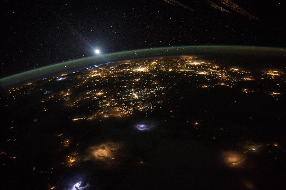 Earth (Scott Kelly/NASA viaAP)
