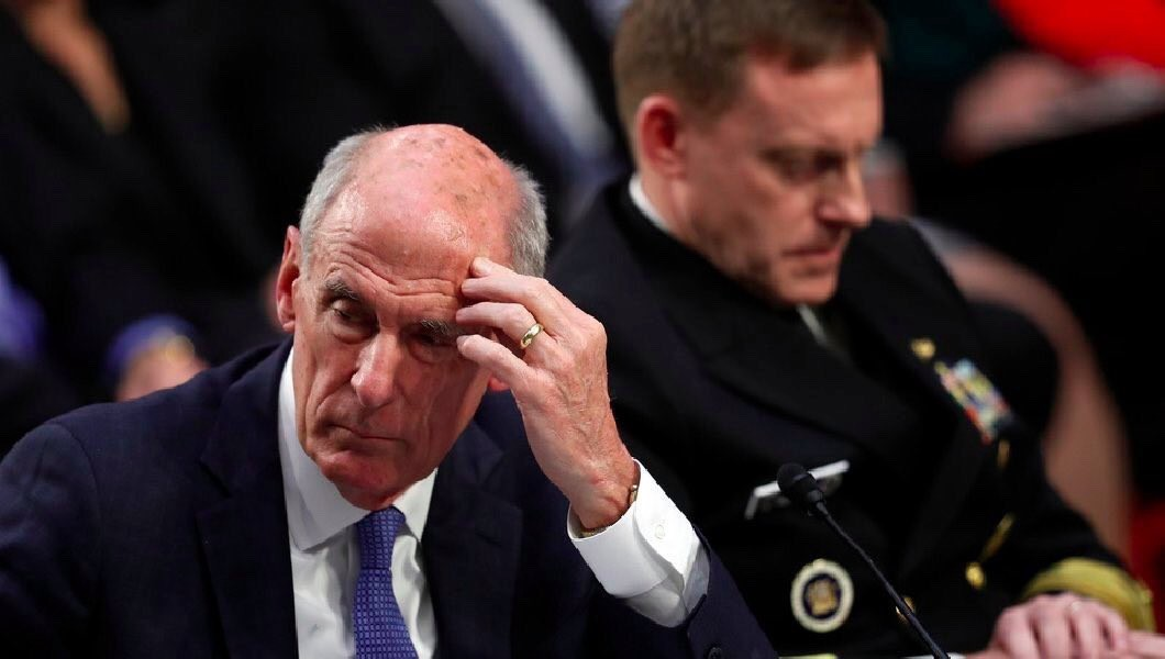 Director of National Intelligence Daniel Coats and Director of the National Security Agency(NSA)