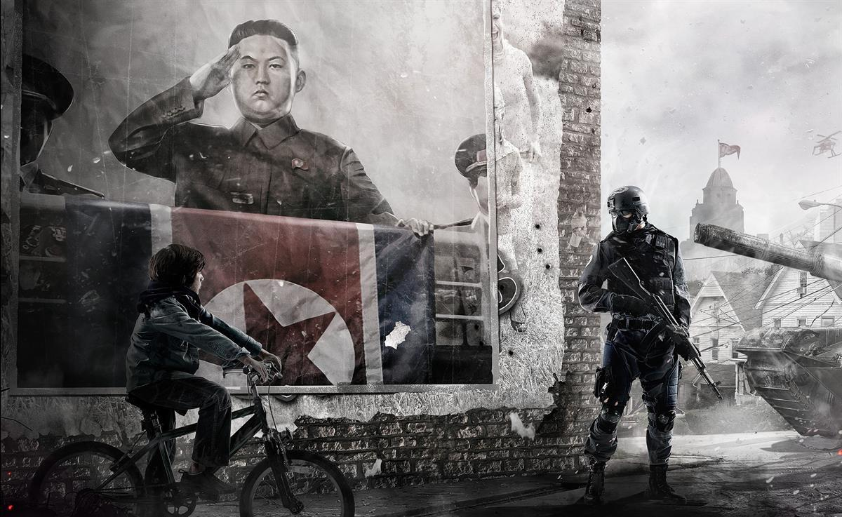 Promotional image for Homefront 3