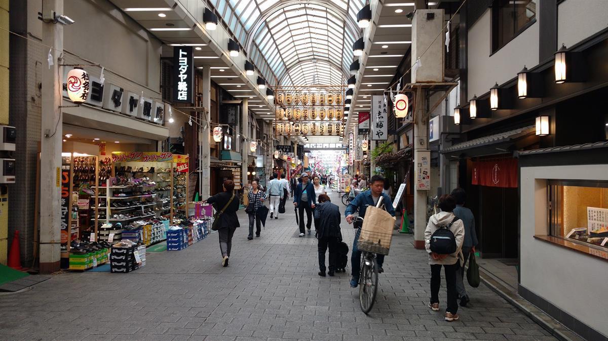Shopping plaza in Utsunomiya, Tochigi Prefecture, Japan (Rantt News/Greg Fish)
