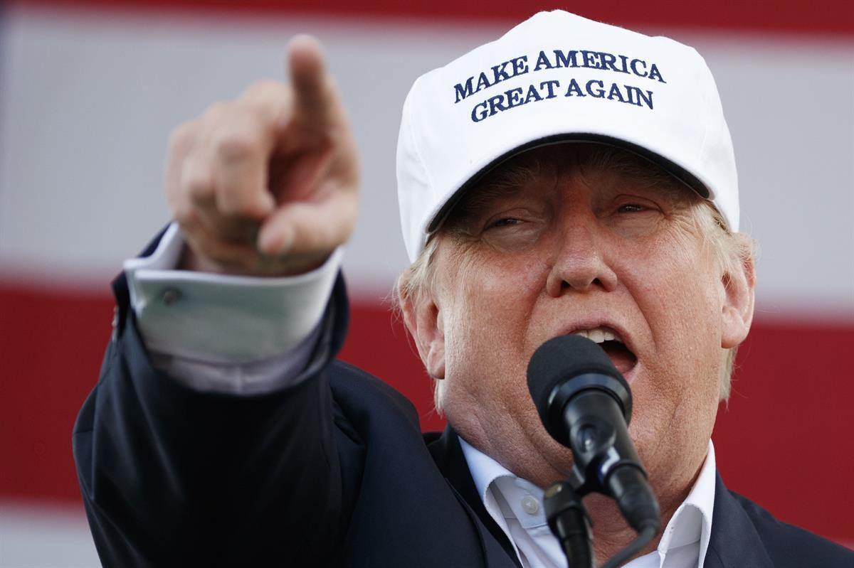 President Donald Trump(AP)
