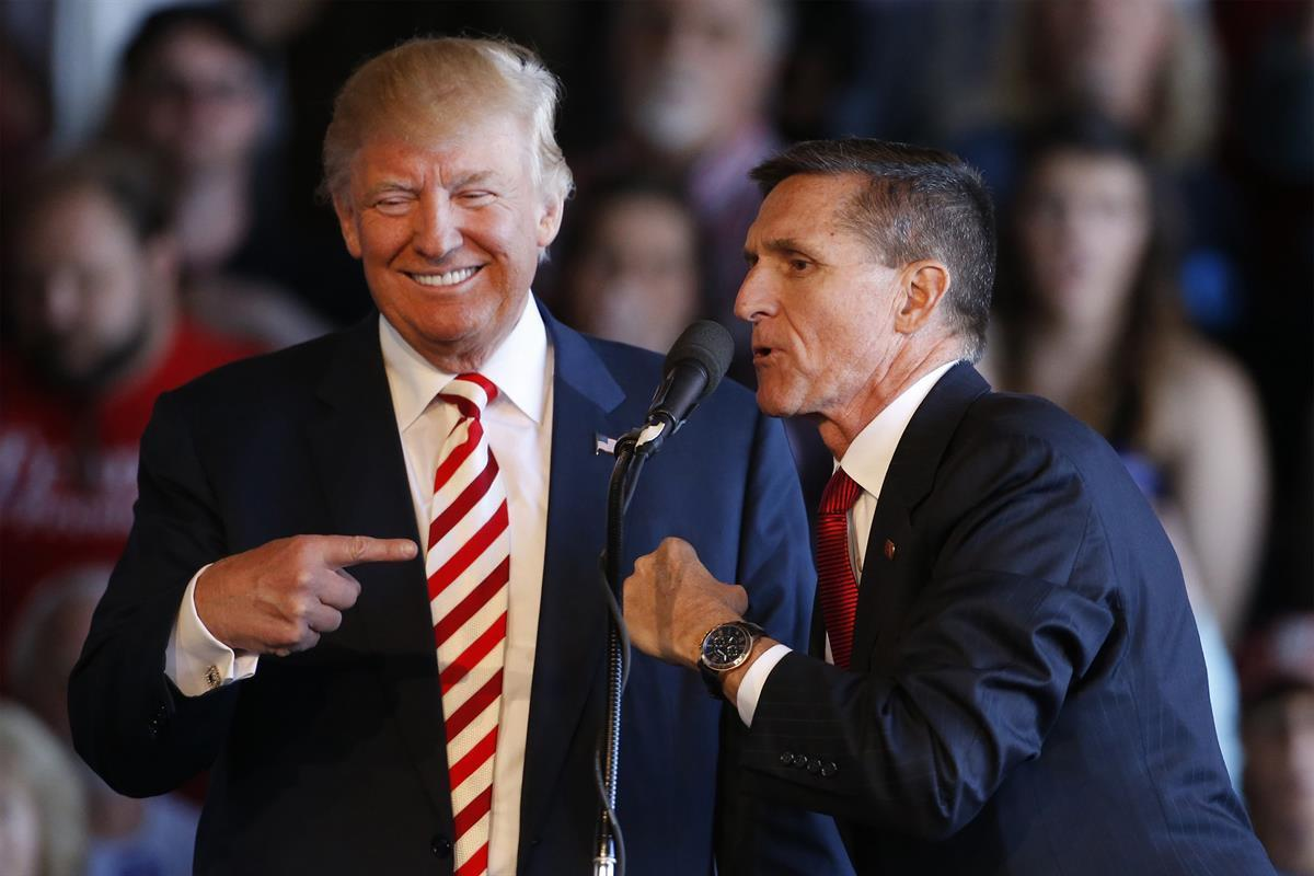 Former National Security Advisor Michael Flynn (Getty)