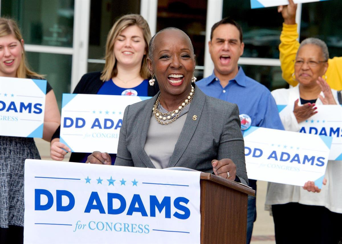 Councilwoman DeniseAdams